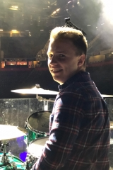 Matt on stage at Manchester Arena