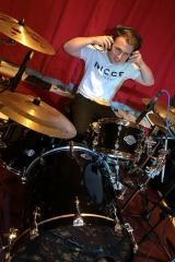 Matt Furness Studio Drummer